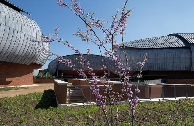 Fondazione auditorium parco della musica for Auditorium parco della musica sala santa cecilia posti migliori